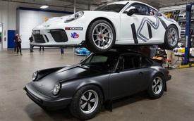 Porsche 911 độ off-road có thể cõng thêm 911 GT3 đầu tiên thế giới