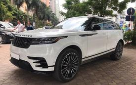 Chạy 30.000 km, SUV vạn người mê Range Rover Velar vẫn có giá hơn 5 tỷ đồng
