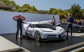 Ngắm siêu phẩm Bugatti Centodieci lộng lẫy ngoài đời thực: Đẹp hơn quảng cáo