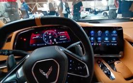 Tìm hiểu chi tiết nội thất Chevrolet Corvette C8 qua lời kể của giám đốc thiết kế nội thất