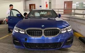 BMW 3-Series 2019 lộ diện ở đại lý, người mua chưa nhận xe đã đặt gói độ hàng trăm triệu đồng