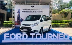 Lộ thông số kỹ thuật 2 phiên bản Ford Tourneo tại Việt Nam, chênh lệch 200 triệu đồng