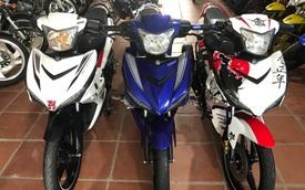 Mở đầu tháng cô hồn, xe máy giảm giá mạnh lập đáy mới