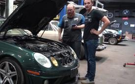Ham rẻ mua Mercedes-AMG E63, chủ xe nhận cái kết đắng lòng