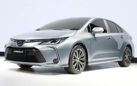 """Toyota Corolla Altis 2020 trước cơ hội xóa kiếp """"dưới trướng"""" Mazda3 và Kia Cerato?"""