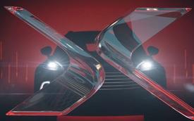 Nhá hàng Aston Martin DBX đấu Lamborghini Urus, ra mắt dịp cuối năm