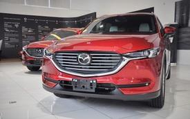 Ra mắt chưa lâu, Mazda CX-5 và CX-8 đồng loạt tăng giá niêm yết, cao nhất 50 triệu đồng