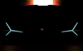 Lamborghini hé lộ xe giới hạn mới chuẩn bị trình làng tại Frankfurt