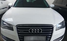 Chủ nhân đi chán bán lại, sedan đỉnh cao một thời Audi A8L giá 1,75 tỷ đồng