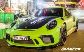 Porsche 911 GT3 RS xanh lá độc nhất Việt Nam đã ra biển số nhưng ý nghĩa phía sau còn gây chú ý hơn