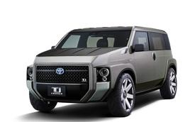 Toyota sắp tung SUV 7 chỗ hoàn toàn mới, lai MPV cho nội thất rộng miên man
