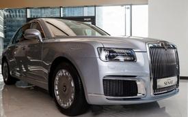 'Rolls-Royce của người Nga' mở đại lý đầu tiên, bán xe giống của Tổng thống Putin