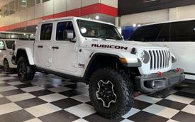 Chi tiết 'hàng độc' Jeep Gladiator 2020 vừa về Việt Nam - bán tải cho nhà giàu thích khác biệt