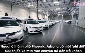 Bên trong thành phố nơi Google thử nghiệm xe tự lái