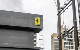 Đại lý Ferrari chính hãng đầu tiên tại Việt Nam sẽ khai trương vào ngày 16/10