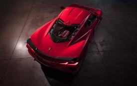 Chi tiết dị trên ngoại thất Chevrolet Corvette C8 mà không mấy người nhìn ra