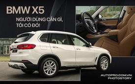 BMW X5: Người dùng cần gì, tôi có đó!