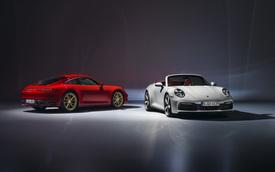 Porsche 911 Carrera Coupe và Cabriolet thế hệ mới có giá từ gần 7 tỷ đồng tại Việt Nam