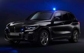 BMW X5 Protection VR6 - Xe bọc thép chống đạn, chịu được 15kg thuốc nổ và phục kích từ máy bay trên cao