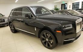 Chủ tịch Đoàn Hiếu Minh công bố bảng giá Rolls-Royce chính hãng: Giá Cullinan gây bất ngờ