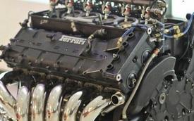 Bạn sẵn sàng trả giá bao nhiêu cho động cơ F1 V12 của Ferrari?