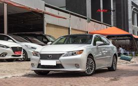 6 năm chạy chưa tới 20.000km, Lexus ES350 hạ giá chỉ 1,6 tỷ đồng