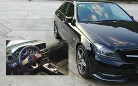 Độ vô-lăng model 2019, vành model 2017, Mercedes-Benz C200 2012 rao bán hơn 700 triệu đồng