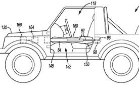 Ford Bronco - SUV mới lộ diện, xác nhận dáng vuông vức, dùng nền tảng Ranger