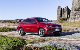Mercedes-Benz sắp có thêm SUV hoàn toàn mới và đây là ảnh lộ diện đầu tiên