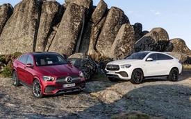 Mercedes-Benz GLE Coupe 2020 trình diện, gây sức ép lên BMW X6