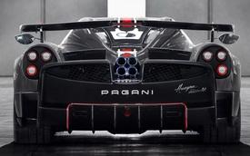 Pagani 'đã suy tính về một siêu SUV' trong tương lai