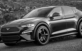 Ford Mustang phiên bản SUV chạy điện lần đầu được tạo hình với nhiều tranh cãi