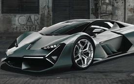Lamborghini rục rịch ra mắt siêu phẩm mới, nhiều chi tiết giống với Aventador