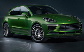 Porsche Macan sẽ chỉ còn 1 lần lên đời trước khi biến mất từ 2024