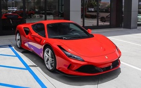 Siêu xe Ferrari nào sẽ được bán chính hãng tại Việt Nam?
