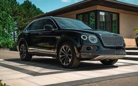 Bentley Bentayga chống đạn đầu tiên trên thế giới là đây