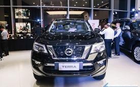 Nissan Terra ra mắt phiên bản mới, tăng sức cạnh tranh Toyota Fortuner