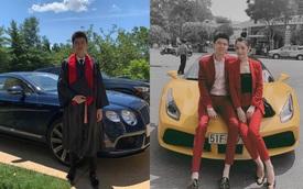 Em trai Phan Thành tiết lộ dàn xe khủng 15 chiếc của gia đình