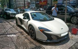 Đại gia Việt cần chi bao nhiêu để mua lại McLaren 650s Spider từng thuộc sở hữu của ông trùm cafe Trung Nguyên?