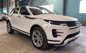 Range Rover Evoque 2019 chính hãng về ngập kho đại lý với 2 phiên bản, giá dự kiến từ 3,799 tỷ đồng