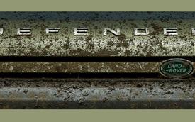 Land Rover Defender sẵn sàng ra mắt, cạnh tranh Mercedes G-Class
