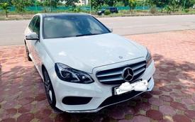 Xe 'dân chơi' Mercedes-Benz E400 AMG mạnh 333 mã lực bán lại với giá hơn 1,5 tỷ đồng