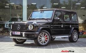 Khám phá Mercedes-AMG G63 bản thường đầu tiên Việt Nam: Có gì khác sau mức giá rẻ hơn 500 triệu đồng so với Edition 1?