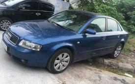 Audi A4 14 năm tuổi được rao bán rẻ hơn cả Toyota Wigo 'đập hộp'