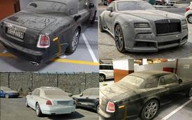 Bỏ rơi xe siêu sang Rolls-Royce, thậm chí cả phiên bản siêu hiếm: Chuyện tưởng như đùa chỉ có thể tại Dubai