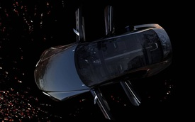 Coupe 4 cửa Mazda sử dụng khung gầm như Lexus sẵn sàng ra mắt