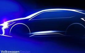 Volkswagen tham chiến phân khúc SUV lai coupe đô thị bằng dòng tên hoàn toàn mới