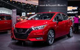 Nissan Sunny thế hệ mới chốt giá bán từ 14.730 USD - đối thủ đe dọa Toyota Vios và Hyundai Accent