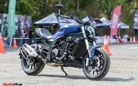 Mô tô 'nhái' kiểu dáng của Ducati XDiavel về Việt Nam, chốt giá 166 triệu đồng