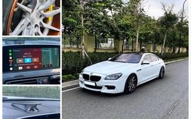 Chủ xe bán BMW 640i cũ giá 2,36 tỷ đồng, chi phí độ 'ngốn' hơn 1,5 tỷ đồng